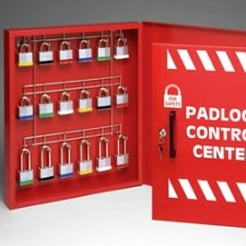 Padlock Controll center 18 hooks